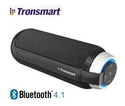 Caixa De Som Tronsmart Element T6 Bluetooth Pronta Entrega