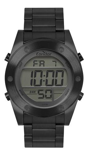 Relógio Condor Masculino Cobj3463ae/4c Digital Preto