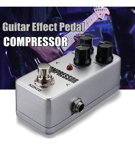 Kokko Flp2 - Pedal De Efecto Para Guitarra Eléctrica (mini,