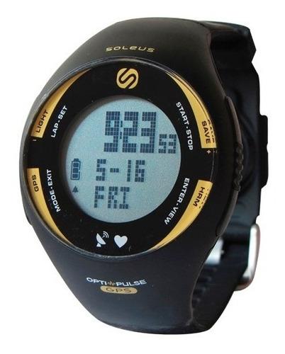 Reloj Dep Sin Banda Pecho Gps Pulse Soleus. Antes $ 699.900