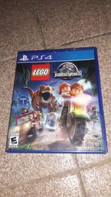 Jogo De Ps4 Jurassic Park Lego