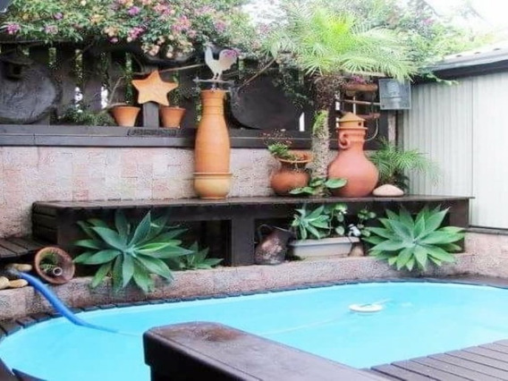 Casa Com Piscina Privativa Em Condomínio Fechado. - A547 - 33188628