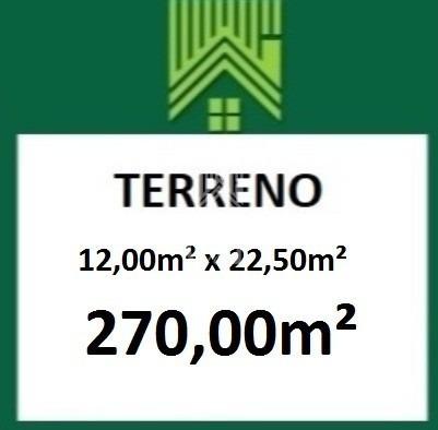 Lote Com 270m² - Municípios - Balneário Camboriú - 1395