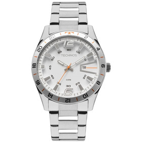 Relógio Technos Masculino Prateado Perfomance 2115lak/1b