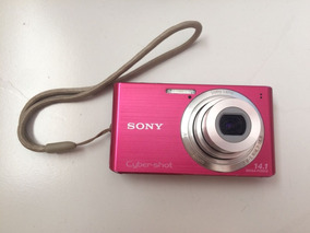 Camera Sony Cor De Rosa