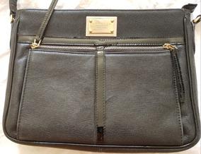 505e70a3cb Bolsa Preta Corello Couro Com Verniz - Bolsas Femininas no Mercado ...