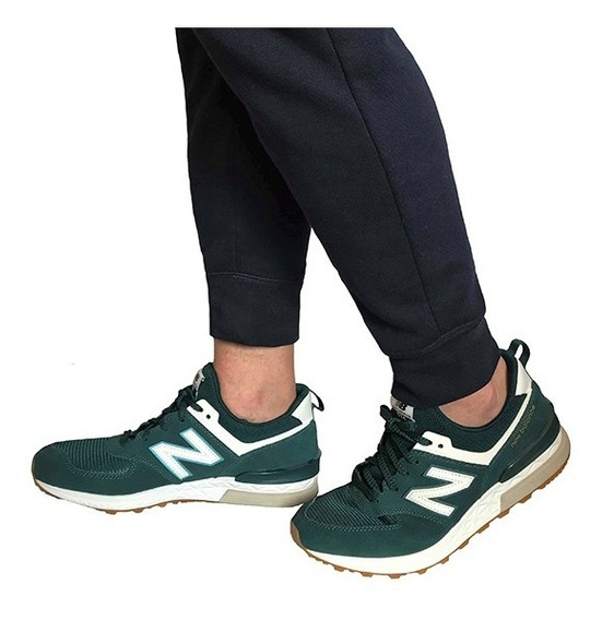 Zapatillas New Balance 574 Verde Originales U. S. A