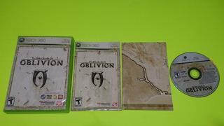 The Elder Scrolls 4 Oblivion + Mapa