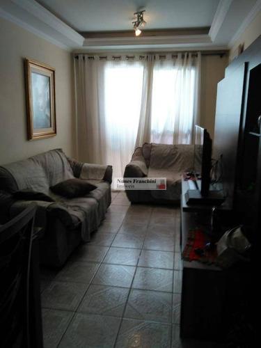 Apartamento À Venda, 70 M² Por R$ 495.000,00 - Vila Aurora - São Paulo/sp - Ap7373