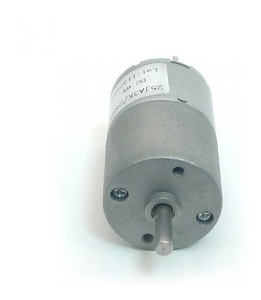 Micro Motor Dc C/ Caixa Redução 6v 83rpm 1,9kgf.cm - Oferta