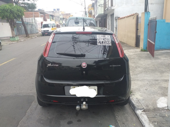 Fiat Punto 2010/2011 Attractive 1.4/8v
