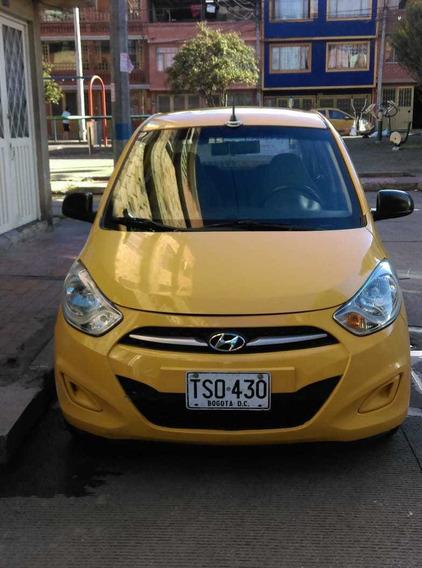Taxi Hyundai 2013