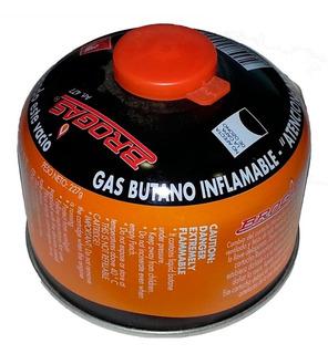 Cartucho Gas Butano A Rosca Brogas 227gr Calentador Camping