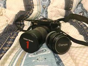 Máquina Fotográfica De Filme Cânon F1