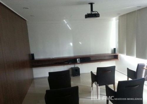Apartamento Padrão Com 3 Quartos No Edf. Aldeia Colonial - Vd1810-v