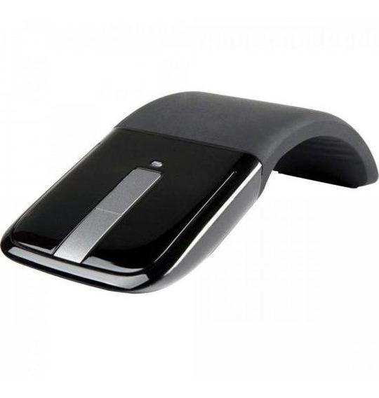 Mouse S/fio Bluetooth Arc Rvf00052 Preto Microsoft