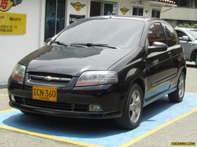 Chevrolet Aveo Limited Mt 1600