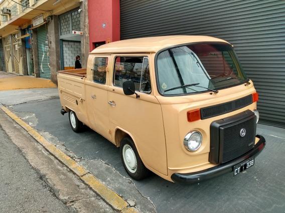 Kombi Diesel 3 Portas Com Caçamba