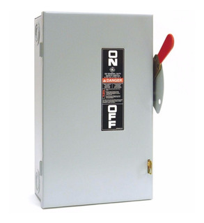 Interruptor De Seguridad General Electric Tg3222