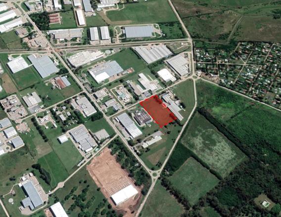 Lote En Parque Industrial Pilar - Gba Norte