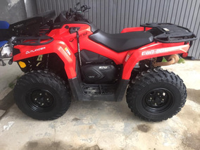 Quadriciclo Brp Can-am Outlander 570 Ho