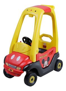 Auto A Pedales Auto Mickey Infanti Tikes