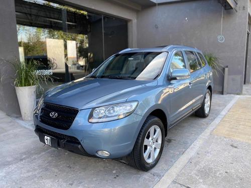 Hyundai Santa Fe 2008 2.7 V6 Gls 4at 7p Premium