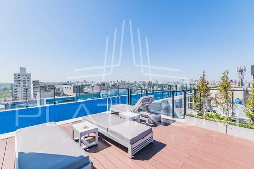Hermoso Duplex 2 Ambientes Con Dos Baños En Ol Residences