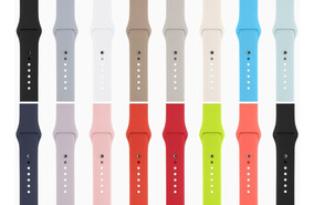 Pulseira Para Apple Watch Series 1 2 3 42/38mm Top