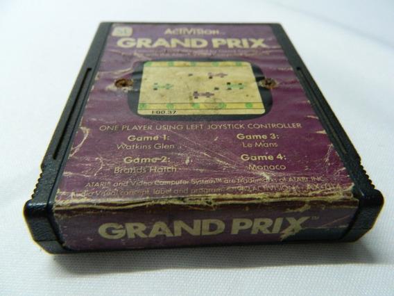 Grand Prix - Activision - Atari 2600