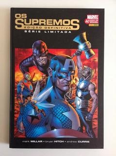 Hq Avengers - Supremos A História Que Inspirou Os Filmes