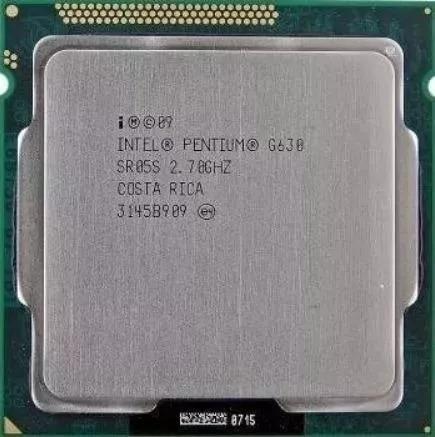 Processador Intel G630 2.70ghz Lga 1155 - Novo Oem