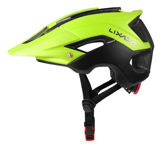 Casco Lixada Jc-006 Para Bicicleta De Montaña