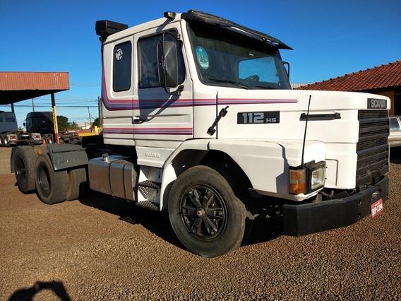 Scania 112 Hs 360 Cv Trucada