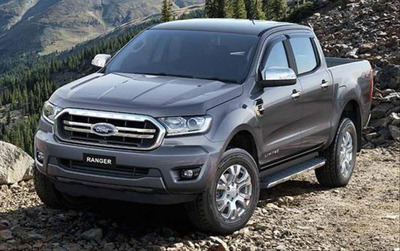 Ford Ranger 2.2 Xls 4x2 Cd Diesel 4p Automatico
