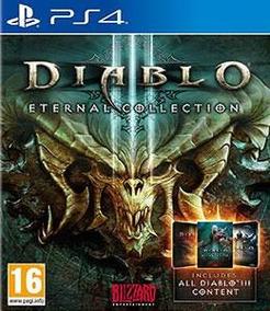 Jogo: Diablo 3: Eternal Collection