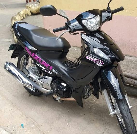 Suzuki Viva R Cool 2018