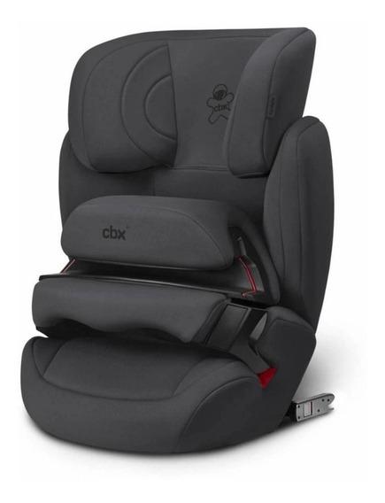 Cbx Aura Fix Comfy Grey - Cadeira Para Auto Com Isofix