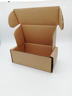 Caja De Cartón Corrugado Fuerte Autoarmable De 4 Milimetros