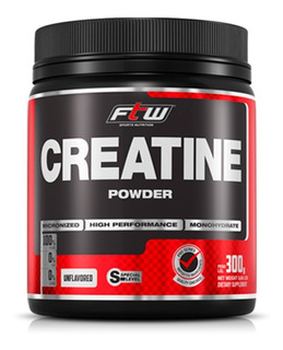 Creatine Powder - 300 Gramas - Fitoway Ftw Val 28/05/2019