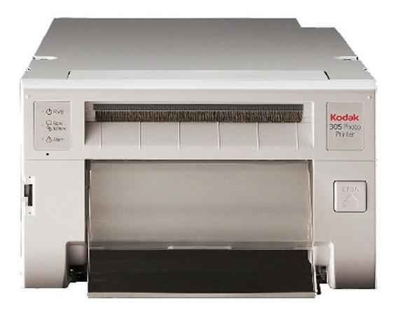 Impressora a cor fotográfica Kodak 305 220V branca