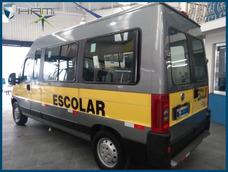 Ducato Escolar Minibus T. Alto 2014/2015 20 Lugares