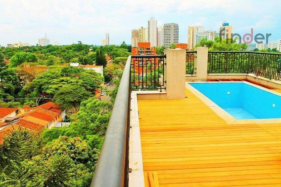 Um Convite Ao Requinte Verde No Alto Da Boa Vista - Co0288
