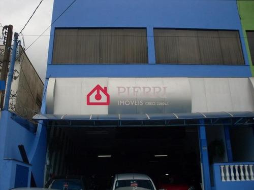 Imóvel Comercial P/ Locação Pirituba 811m² Av Mutinga - 6216
