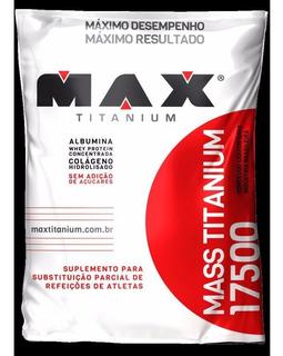Mass Titanium 17500 3kg Max Titanium *promoção*