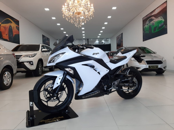 Kawasaki Ninja 300 2015 35.000kms