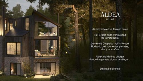 Aldea Del Golf. Excepcional Emprendimiento Dentro De Chapelco Golf & Resort.