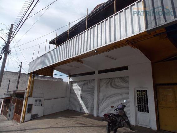 Salão Comercial Para Venda E Locação, Jardim Alvinópolis, Atibaia. - Sl0005