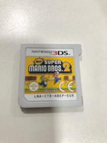 New Super Mario Bros 2 Pal - Nintendo 3ds