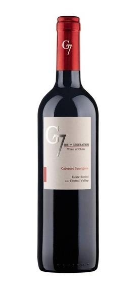 Vino G 7 Cabernet Sauvignon 750 Ml